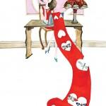 Ilustratie: Agnes Keszeg pentru Diana-Florina Cosmin